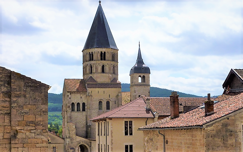 Ferien im Burgund