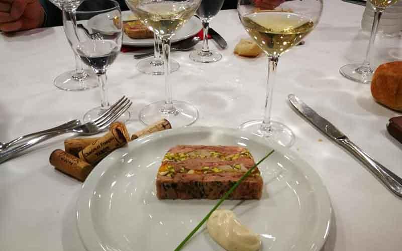 Gastronomie im Burgund