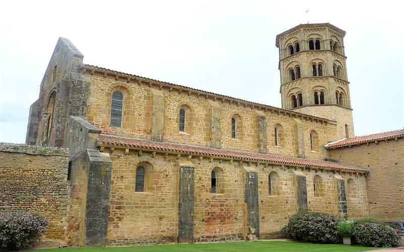 Kirchen im Burgund