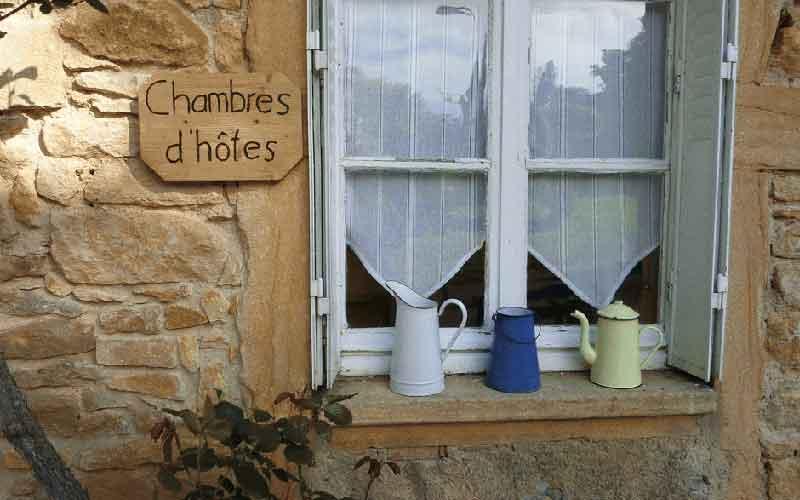 Unterkunft im Burgund